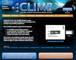 CLIMB_homepage