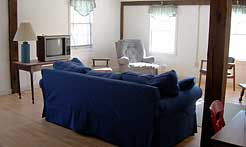 Picture of the horse barn apartment