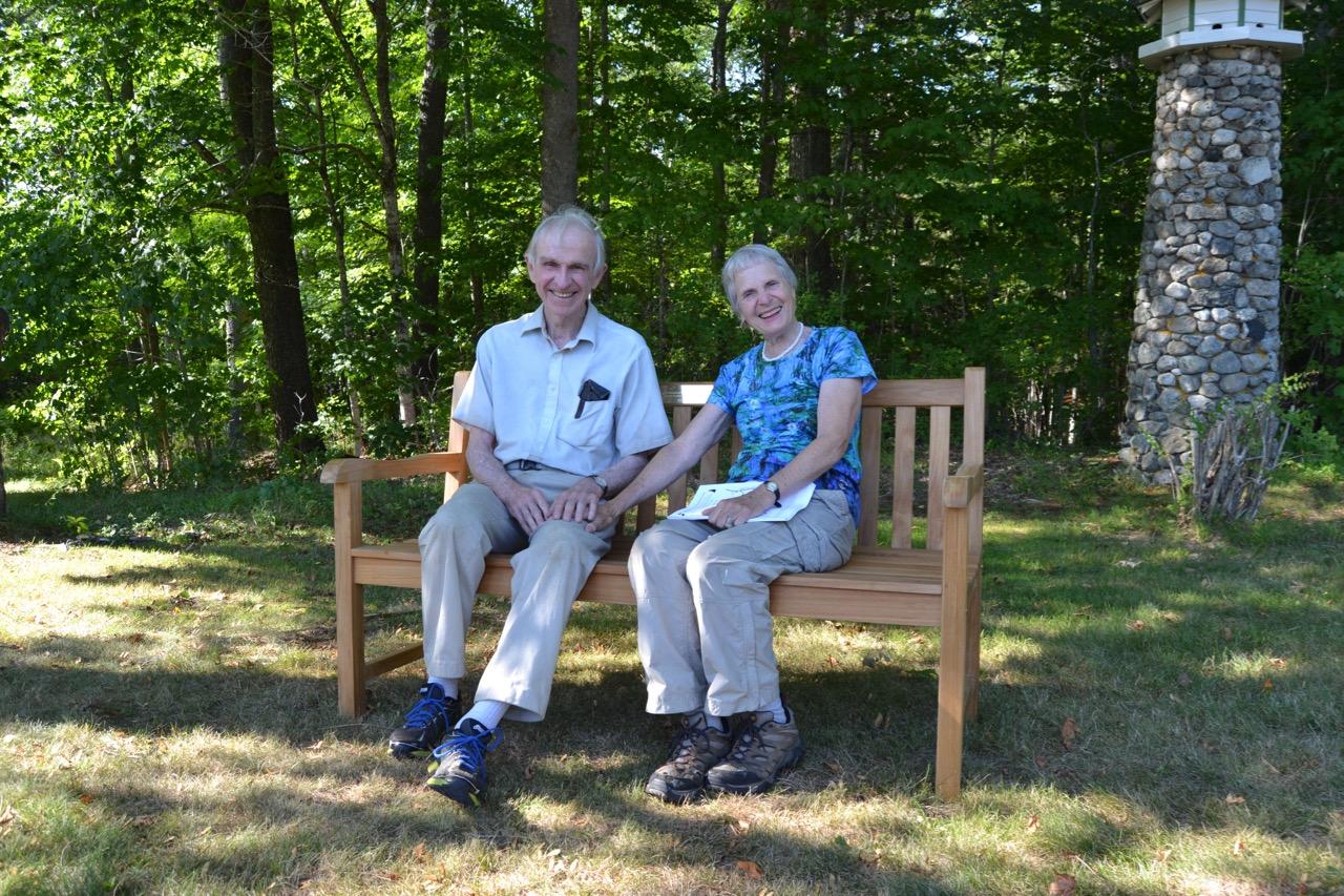 DMC Honors Veteran Volunteer, Elsie Morse