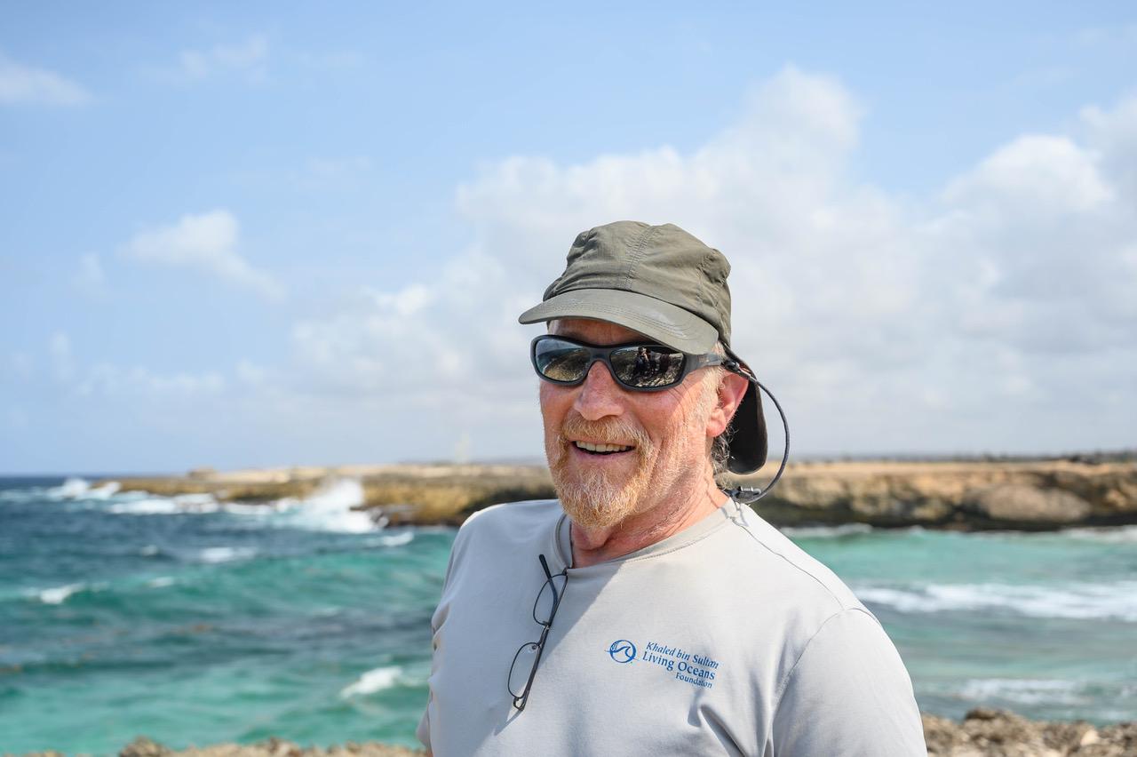picture of Bob Steneck